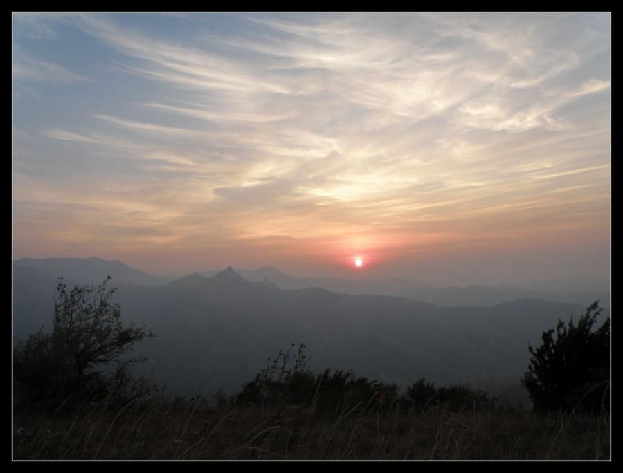 утро в горах 2