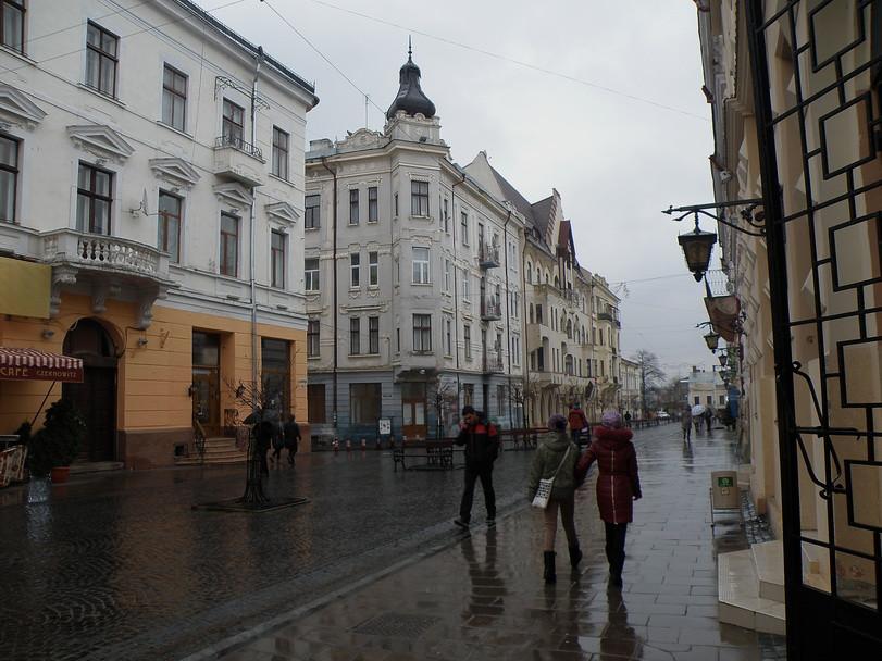 Кобылянская