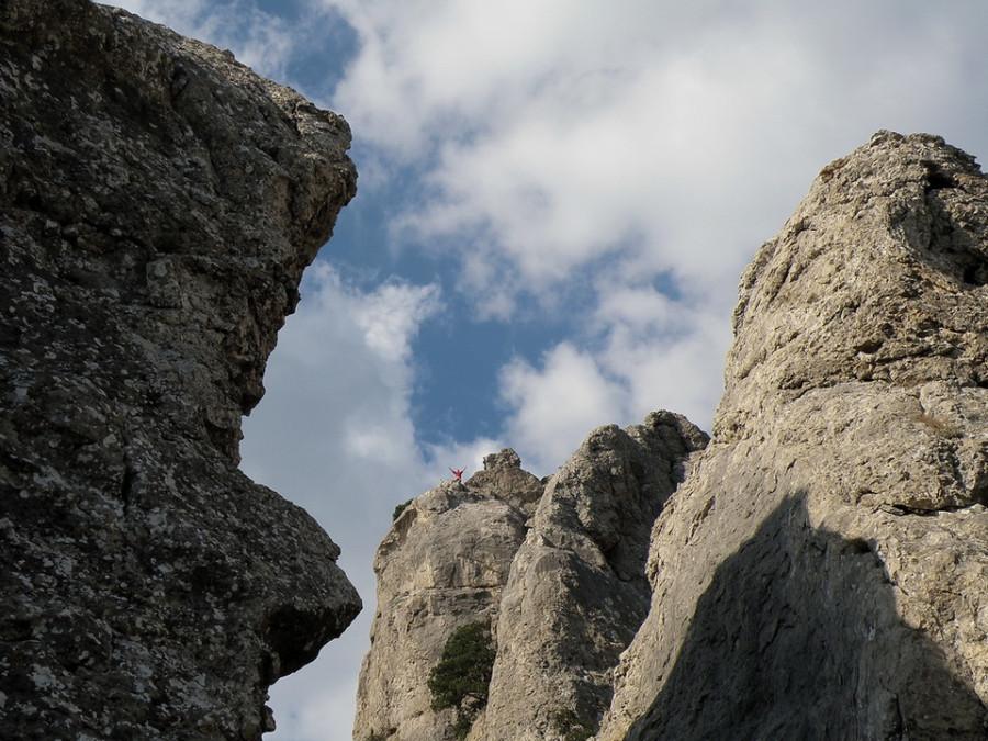 К2 скалы