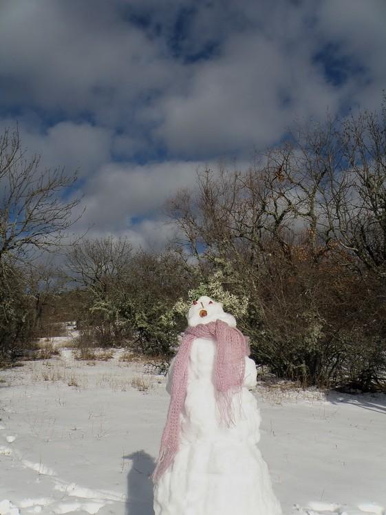 Снежная