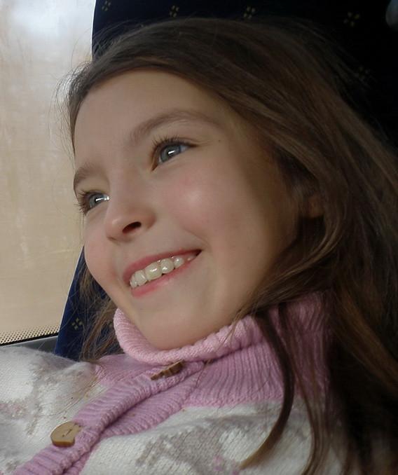 улыбка Тани