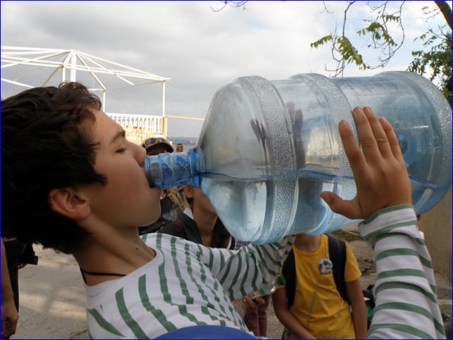 10 жажда
