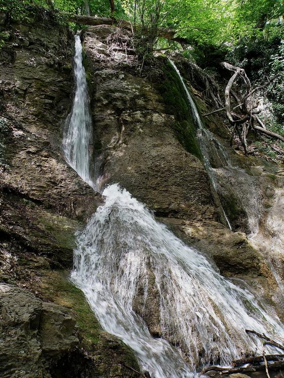 водопад Гейзер