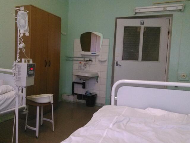 фото с палаты больницы