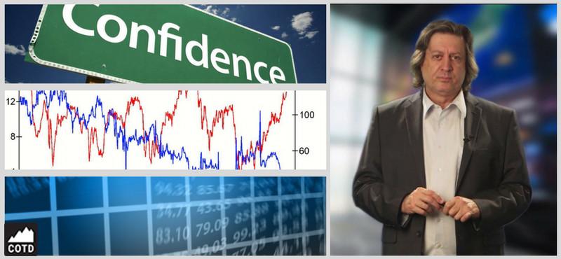 Что происходит, когда высокая потребительская уверенность встречается с низким уровнем сбережений?