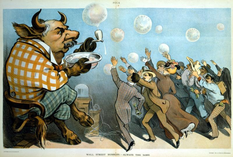 """Лэнс Робертс: Джереми Грэнтэм из GMO прав, """"На фондовом рынке эпический пузырь"""""""