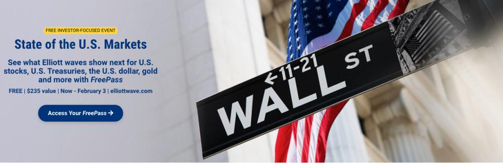 Бесплатный доступ к анализу американских рынков от Elliott Wave International