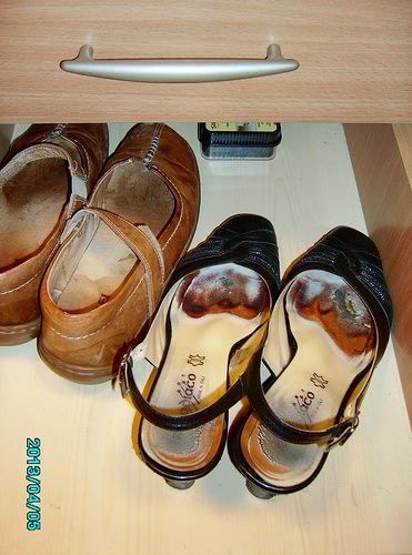 Верки туфли.