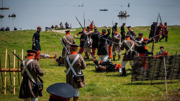 Фестиваль «Оборона Таганрога»