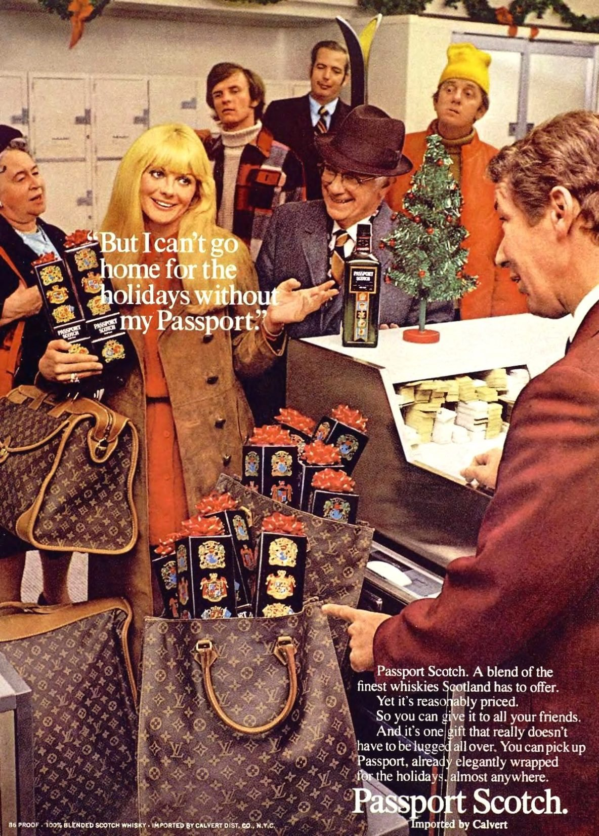 70s Christmas.Christmas Ad Not A Contest Entry For The 70s Vintage Ads