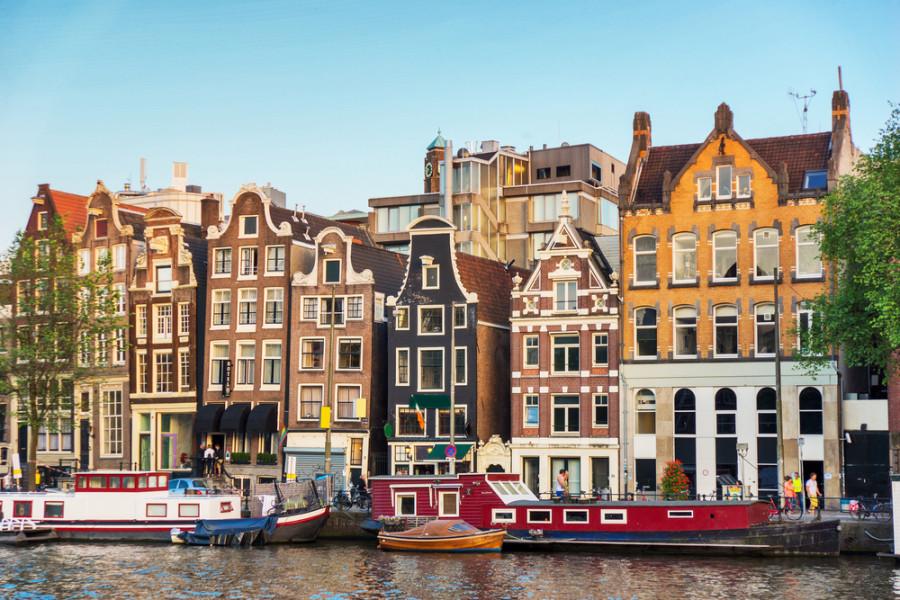 Голландские домики 91