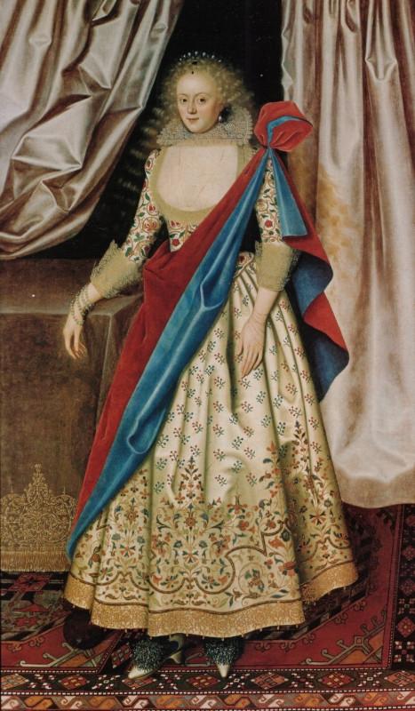 Портрет Изабеллы Рич, миссис Роджерс, позже леди Смит