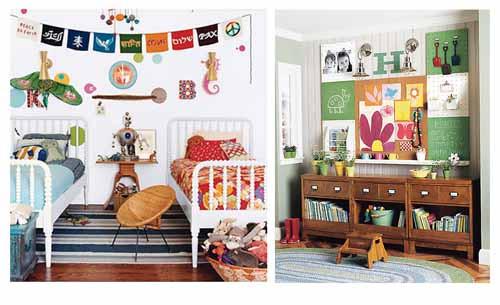 подборка детских комнат из интернета