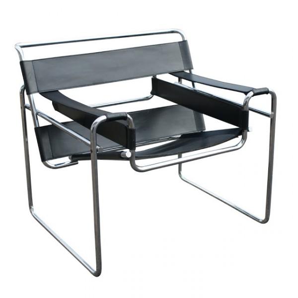 стул василий черный
