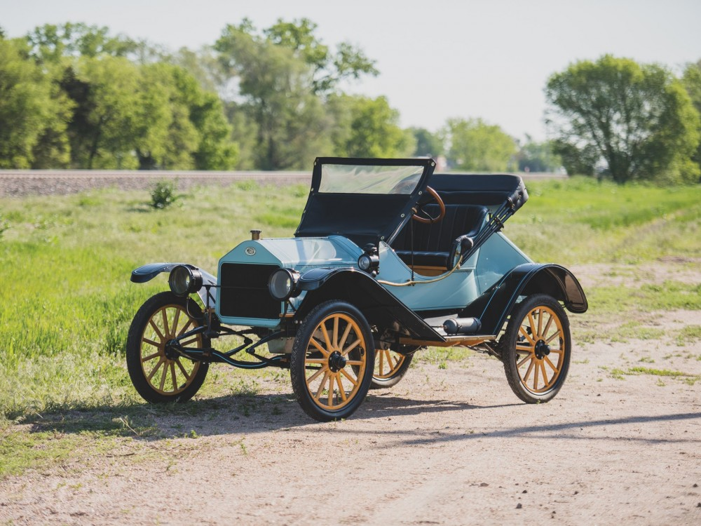 Metz Model 22 Roadster 1914 года