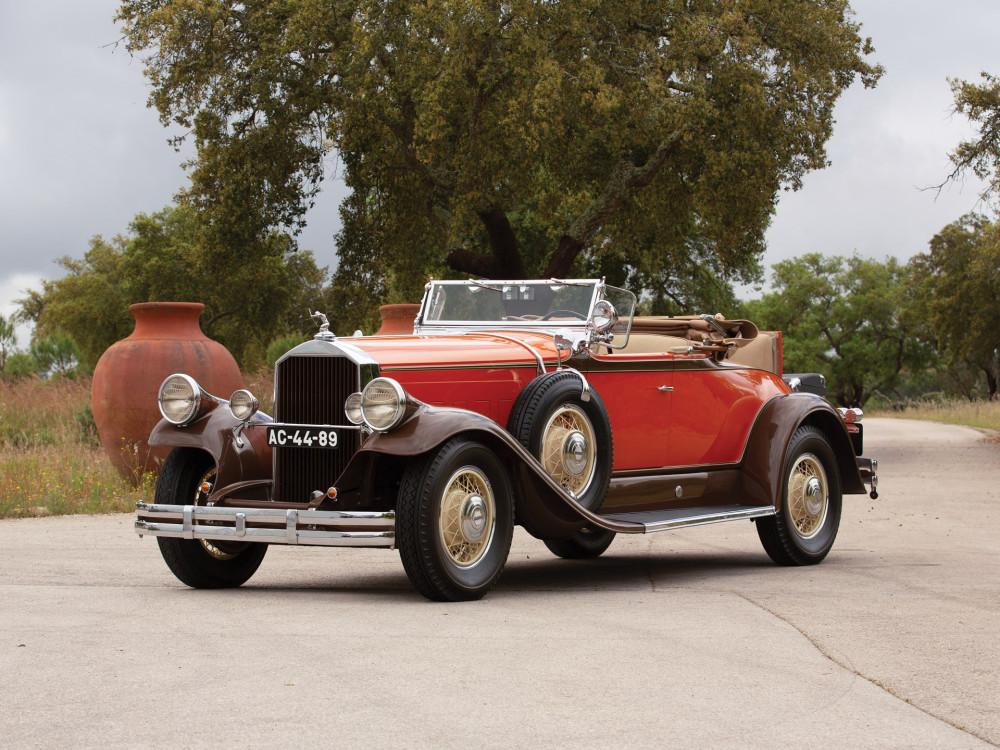 Pierce-Arrow Model B125 Roadster 1931 года