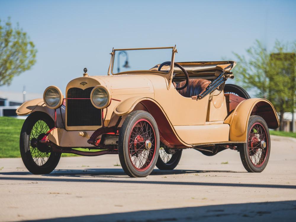 Abbott-Detroit Model 6-44 Speedster 1917 года