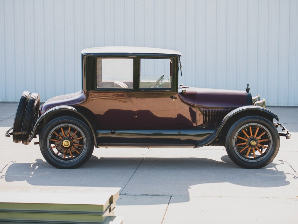 Cadillac Model 59 Coupe 1921 года