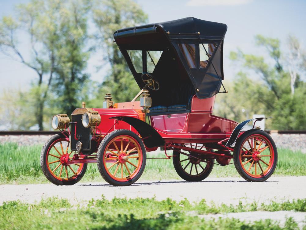 Ford Model N 1906 года