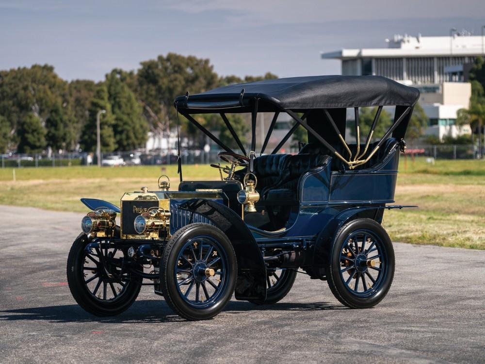 Pierce-Arrow 1904 года