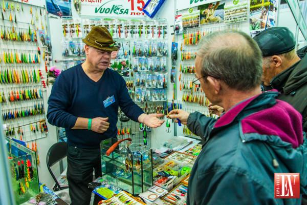 выставка по рыбалке в мае