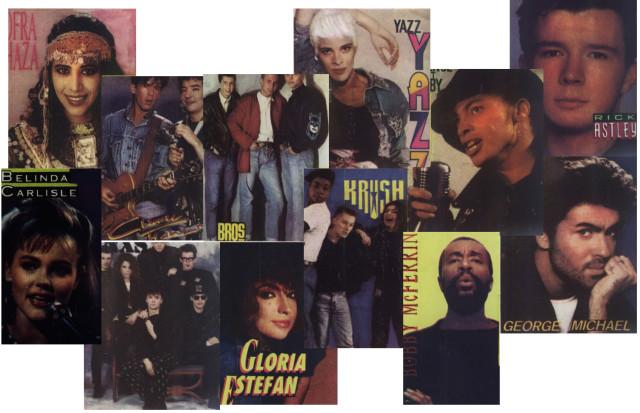 Всемирный конкурс видеоклипов 1989 года