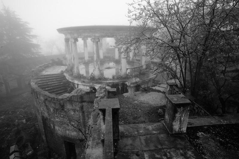 Одно из самых мистических мест города Сочи...