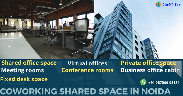 Co-working office spaces in Delhi NCR