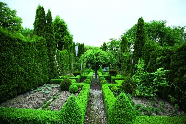 Дизайн франция сады фото