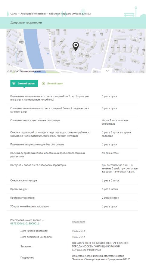 Дворовые территории по адресу проспект Маршала Жукова д.76 к.2 – Наш город Москва.clipular (2)