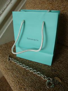 Оригинал браслета Tiffany & Co