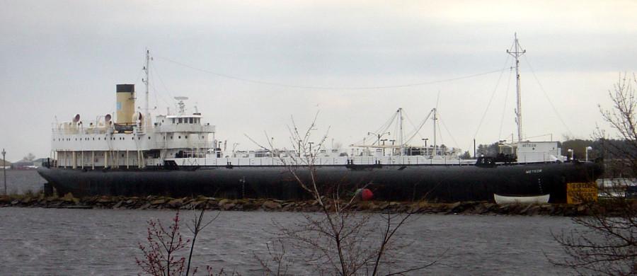 SSMeteor-whaleback-050507