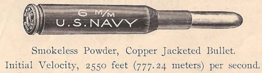 Самая необычная винтовка – Ли-Нэви образца 1895 года