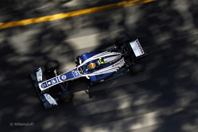 Команда Williams ищет нового титульного спонсора