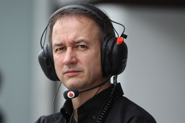 В McLaren будут рисковать осторожно. Джонатан Нил