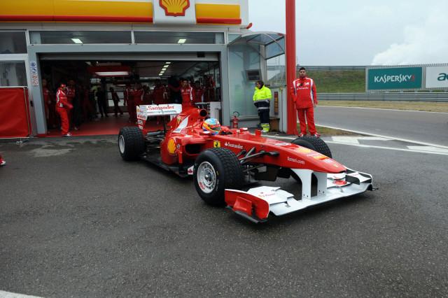 Подробная информация о команде Ferrari