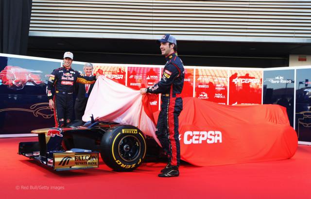 Подробная информация о команде Toro Rosso