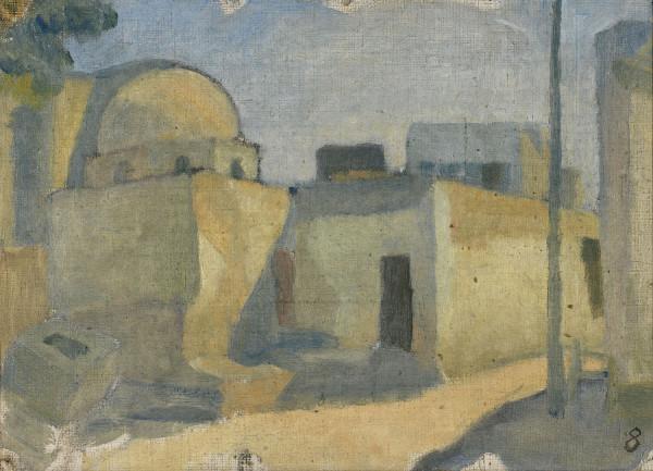 Agueli-Ivan_Egyptiskt-kupolhus_1914_1500x1083