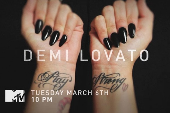 Demi lovato stay strong documentary anythingdiz - Stay strong tatouage ...
