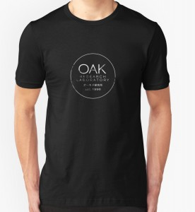Oak Research Lab est 1996 Shirt.jpg