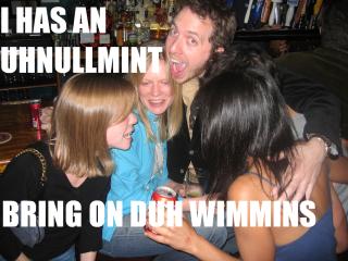 I has an uhnullmint!