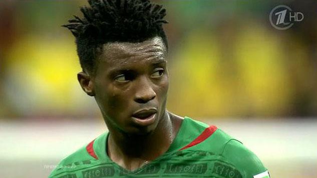 Бразилия - Камерун