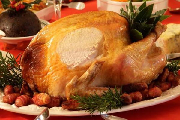 christmas turkey 2
