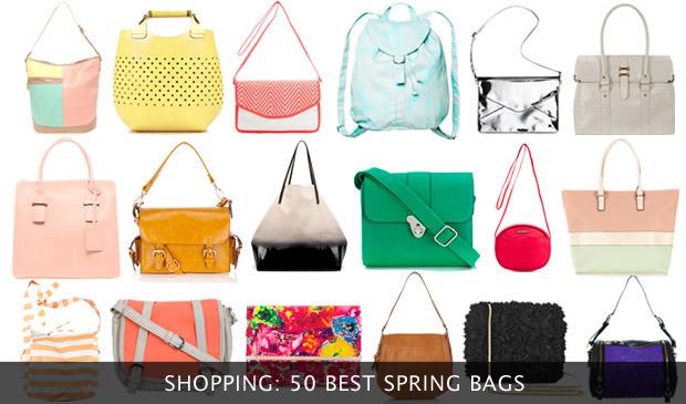 модные летние сумки 2012
