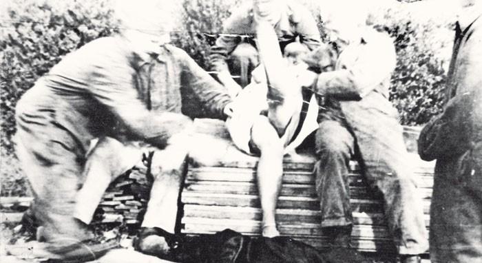 проституток фото казнь