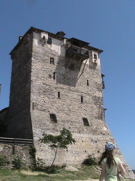 Башня Урануполи