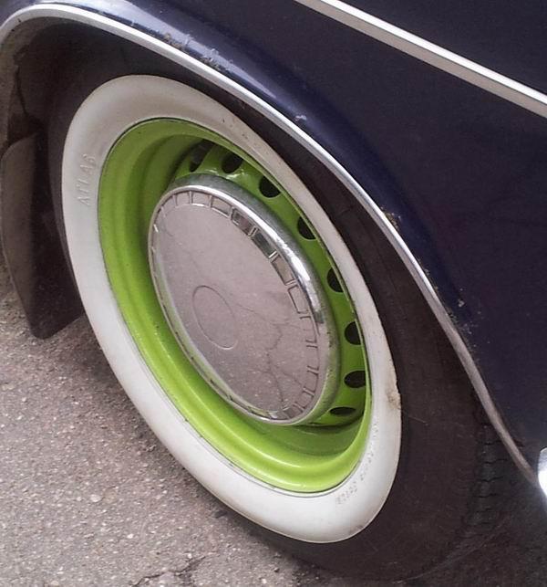 Тюнинх жигулей - колесо