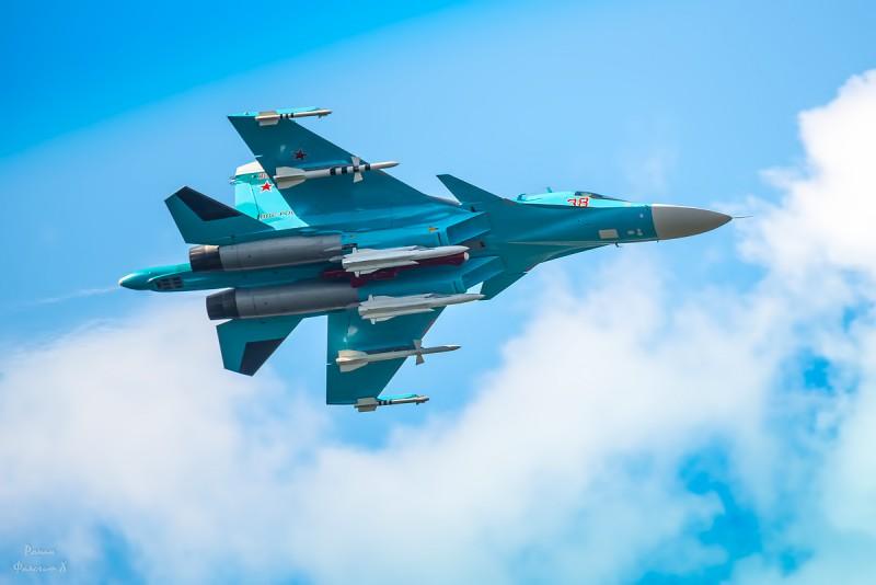 Многогранный Су-34