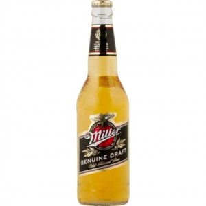 пиво миллер 0,33л