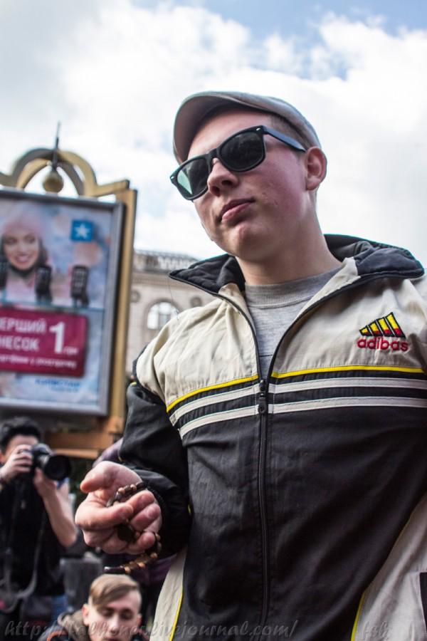 Про гопоту в Киеве